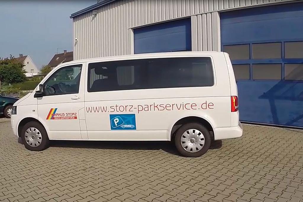 Kostenloser Shuttlebus